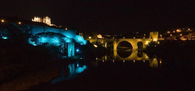 Nocturna Puente de San Martin y la Cava
