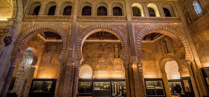 Museo de los Concilios visigodos. Iglesia de San Román. Toledo.