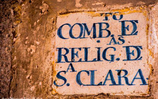 Visita al Convento de Santa Clara – Asociación Fotografiando Toledo – 30 de Enero de 2018