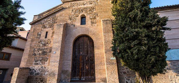 Visita de la Asociación fotografiando Toledo a la Iglesia de San Sebastián